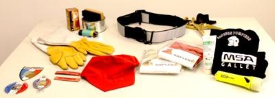 DBB Uniformes distributeur de tous les accessoires complémentaires et petits équipements pour Sapeurs-Pompiers