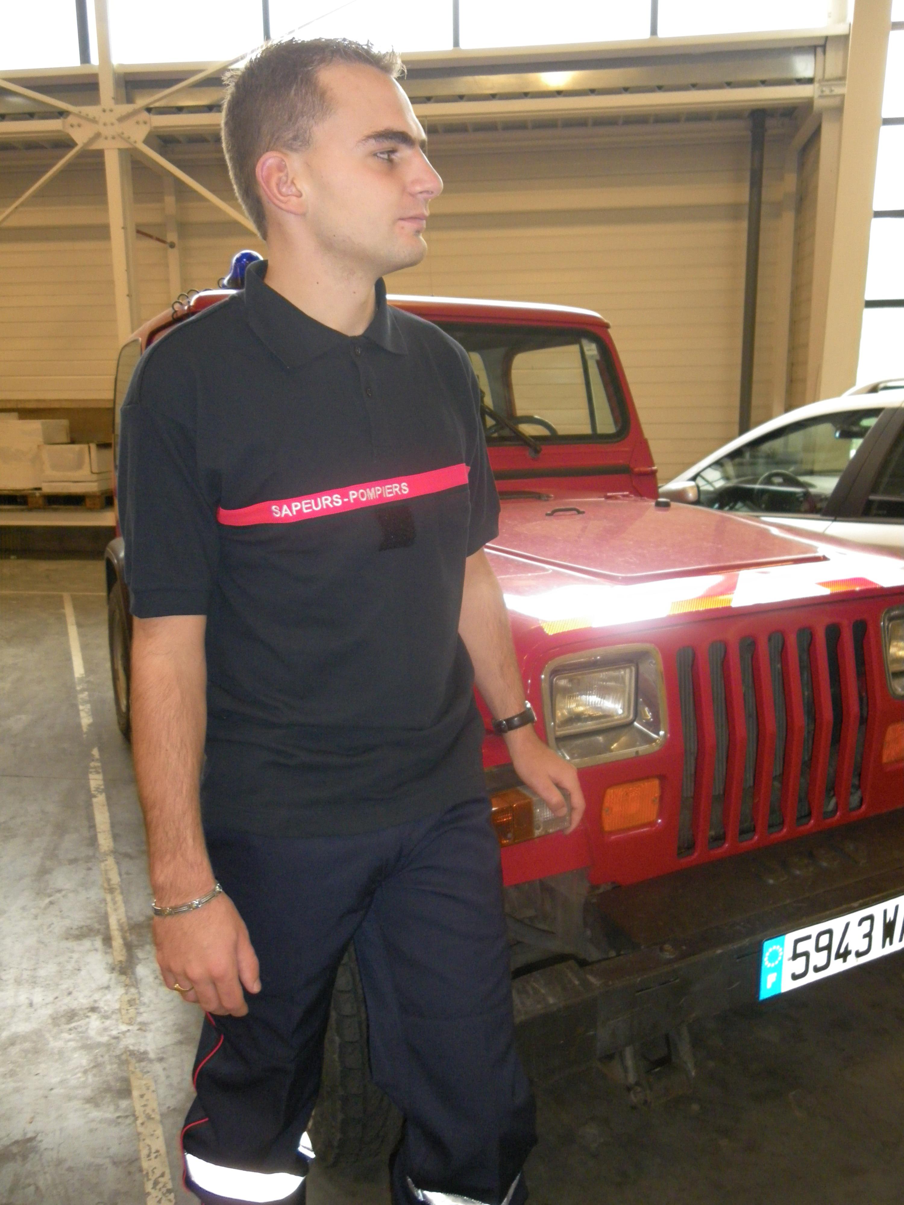 DBB Uniformes distributeur de tous les articles maille pour les Sapeurs-Pompiers