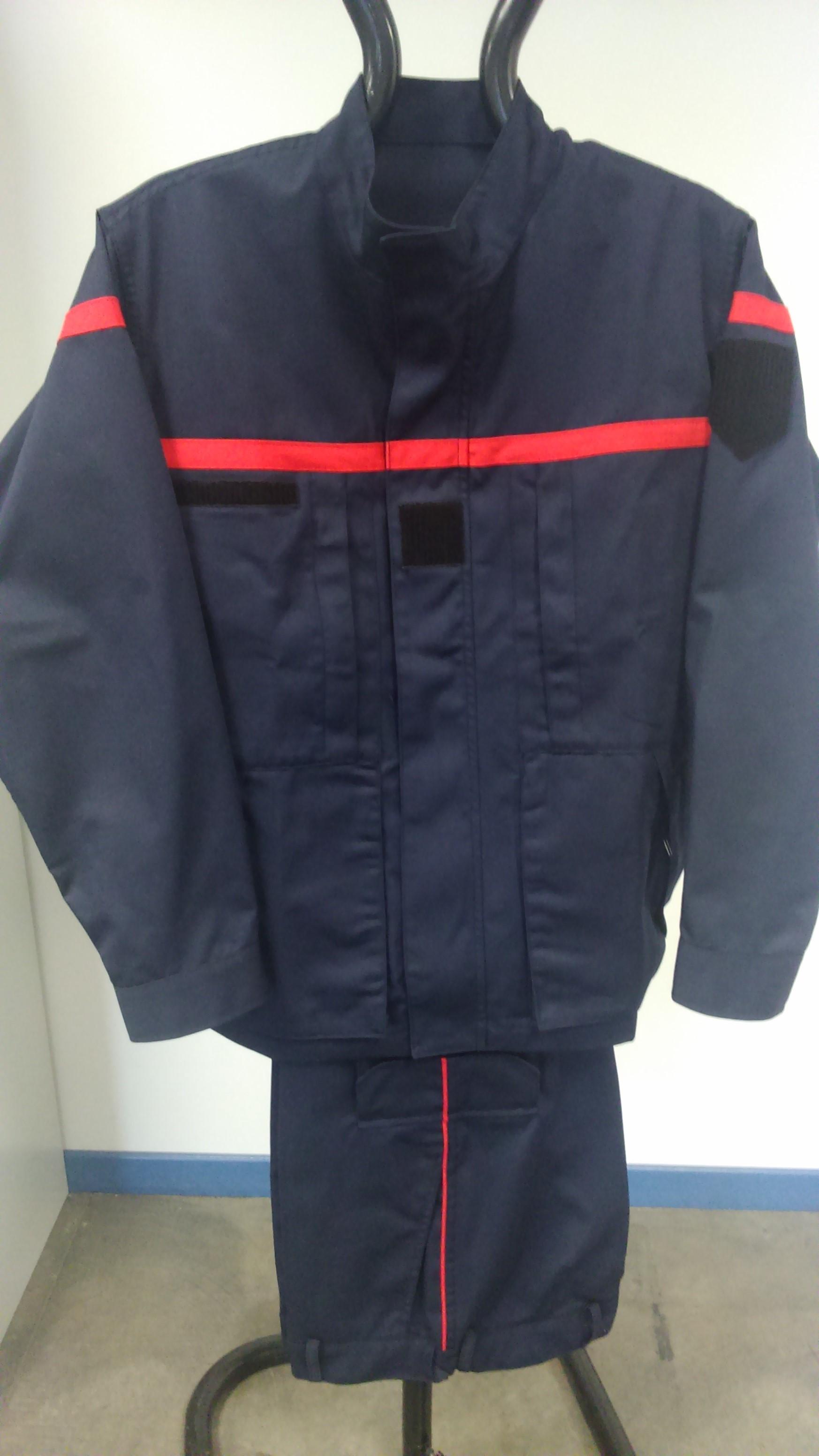 DBB Uniformes fabricant de Tenues de Service et d'Intervention pour Sapeurs-Pompiers