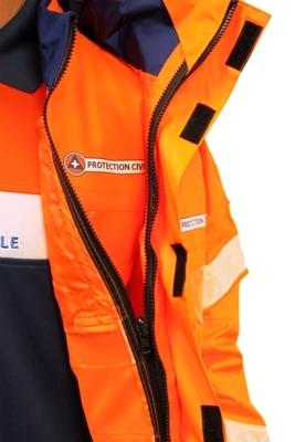 vêtements protection civile