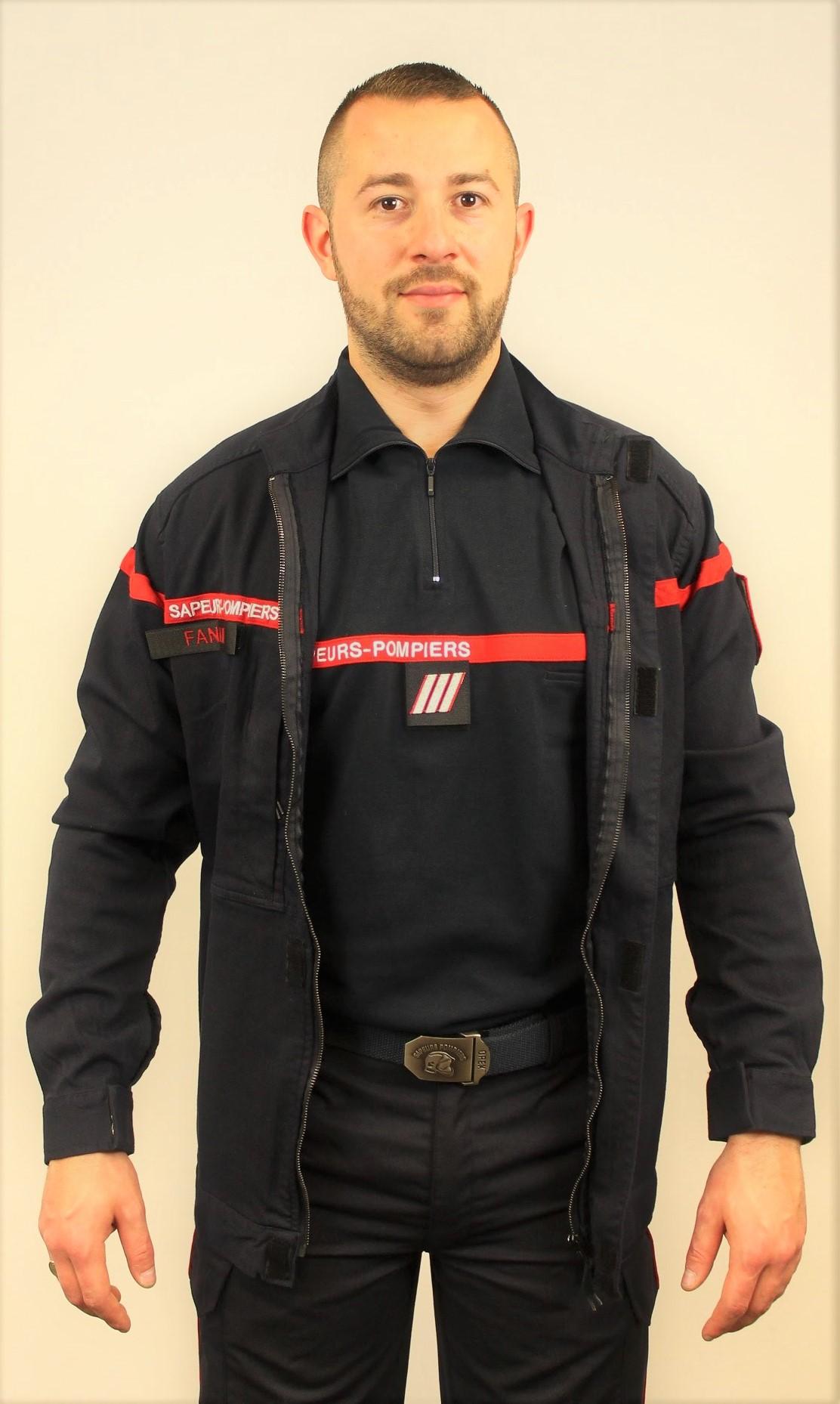 DBB Uniformes distributeur de tous les accessoires complémentaires à la tenue pour Sapeurs-Pompiers